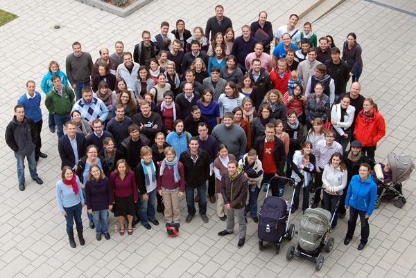 Herbstkonferenz 2012 - Gruppenbild