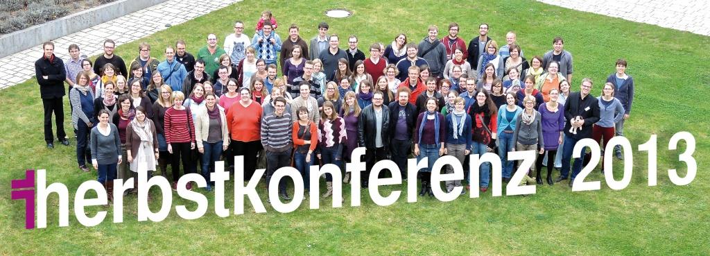 Herbstkonferenz 2013 - Gruppenbild
